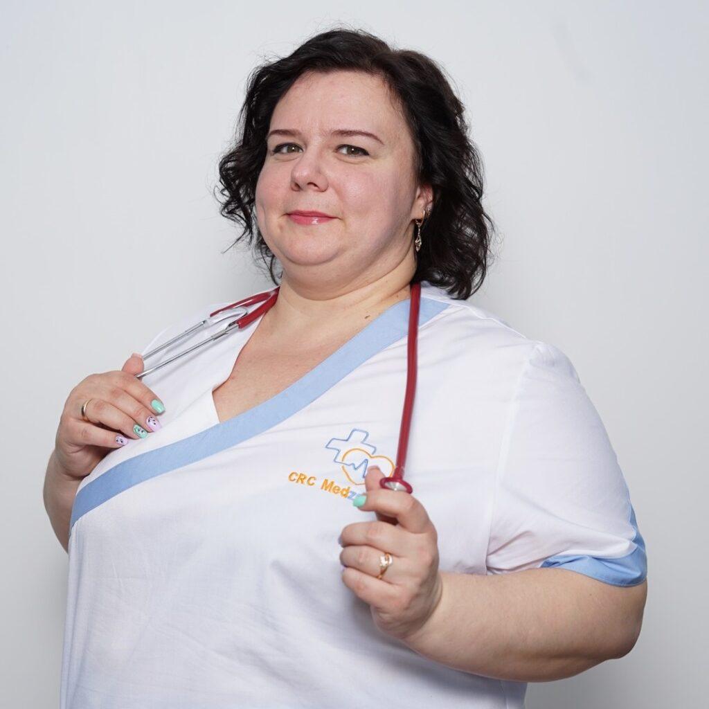 Кравец Людмила Владимировна
